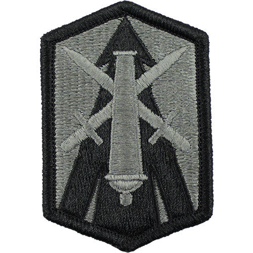 214th Fires Brigade ACU Patch