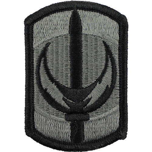 228th Signal Brigade ACU Patch