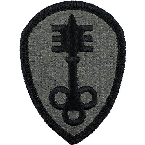 300th Military Police Brigade ACU Patch