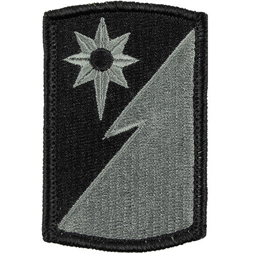 319th Military Intelligence Brigade ACU Patch