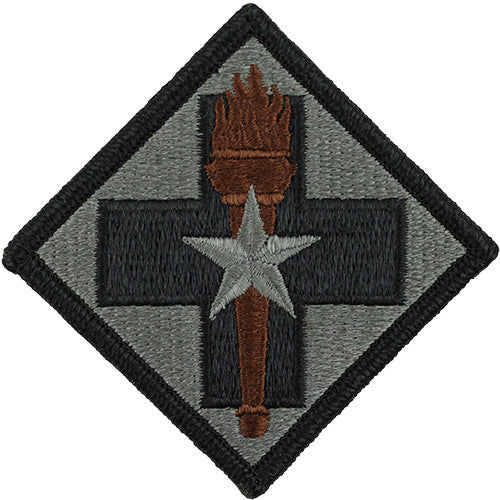 32nd Medical Brigade ACU Patch