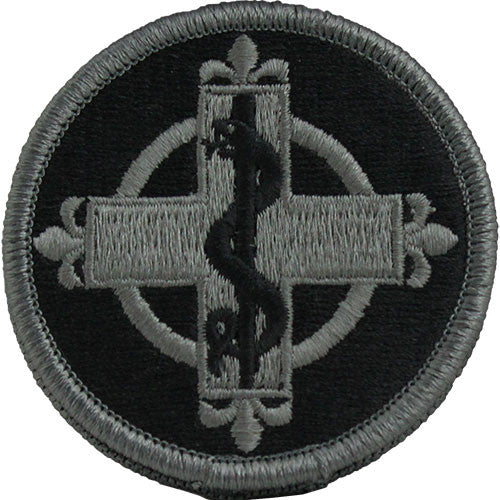 338th Medical Brigade ACU Patch