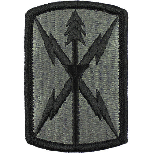 516th Signal Brigade ACU Patch