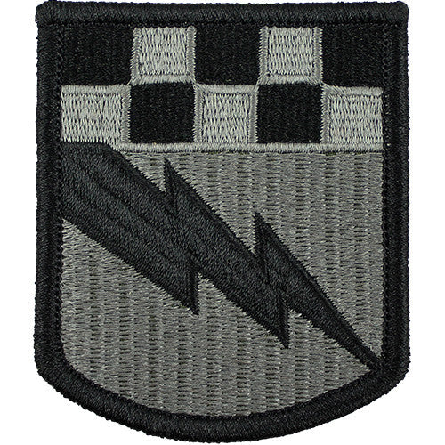 525th Military Intelligence Brigade ACU Patch