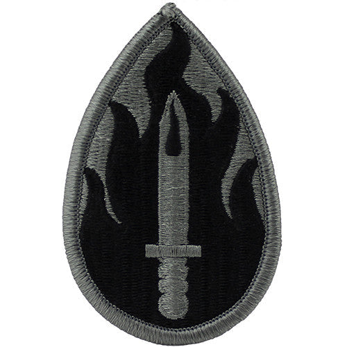 63rd Infantry Division ACU Patch