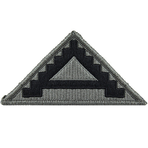 7th Army ACU Patch
