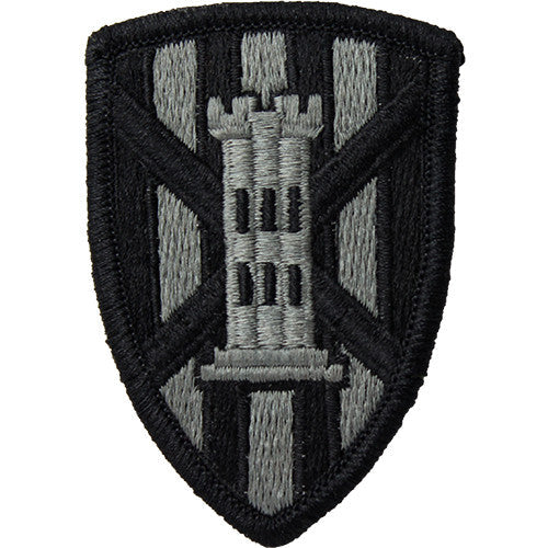 7th Engineer Brigade ACU Patch