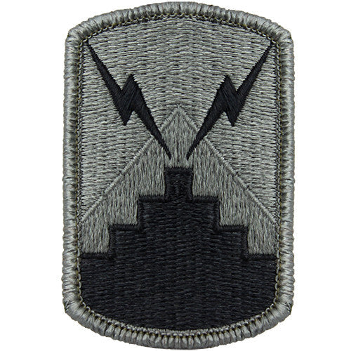 7th Signal Brigade ACU Patch