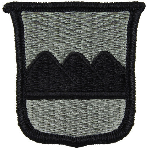 80th Infantry Division ACU Patch