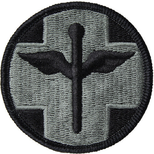 818th Hospital Center ACU Patch