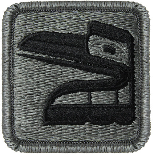 81st Stryker Brigade Combat Team ACU Patch