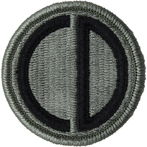 85th Infantry Division ACU Patch