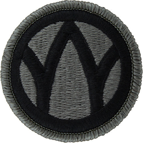 89th Infantry Division ACU Patch