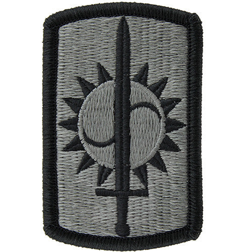 8th Military Police Brigade ACU Patch