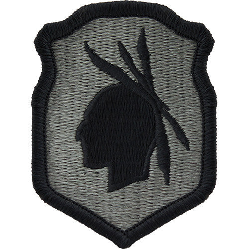 98th Division Army Reserve Command ACU Patch