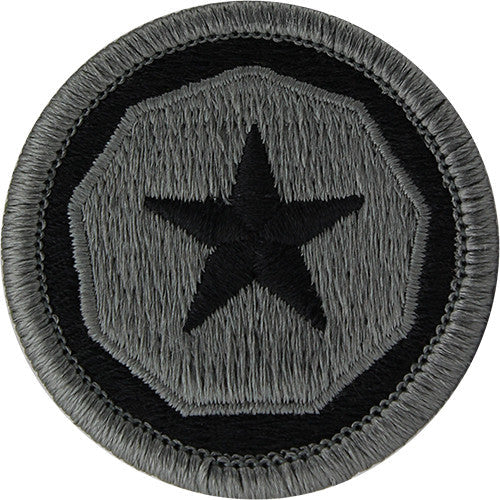 9th Support Command ACU Patch