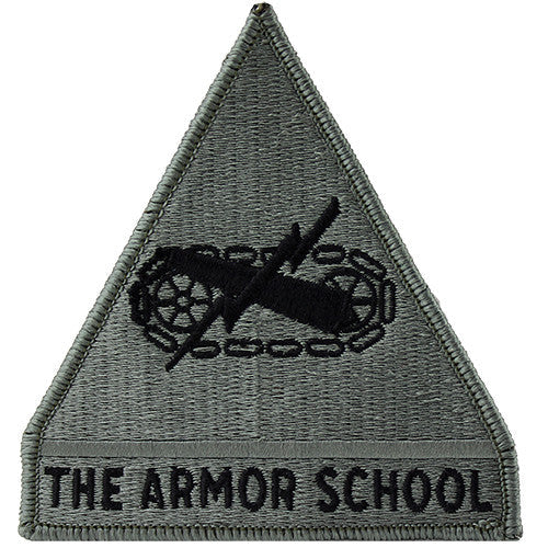 Armor School ACU Patch