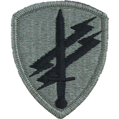 Civil Affairs & Psychological Operation Command ACU Patch