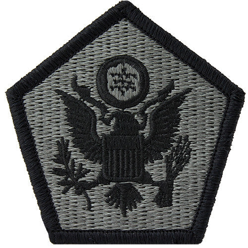 Headquarters Company ACU Patch