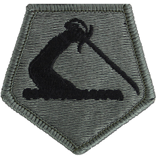 Massachusetts National Guard ACU Patch