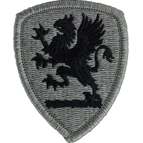 Michigan National Guard ACU Patch