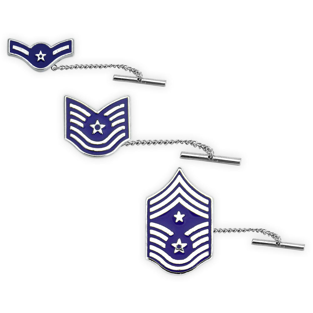 Air Force Tie Tacs Rank