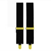 Dress Suspenders With Metal Clips - Chemical