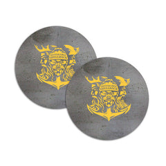 Honorable Shellback Coasters