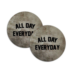 All Day Everyday Coasters