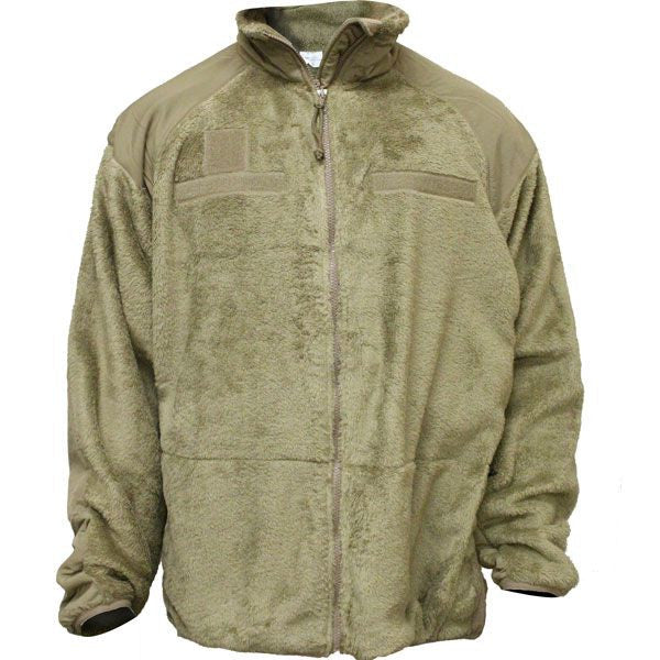 Coyote Brown Generation Iii Ecwcs Fleece Jacket Liner