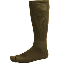 Coyote Brown Cushion Sole Socks