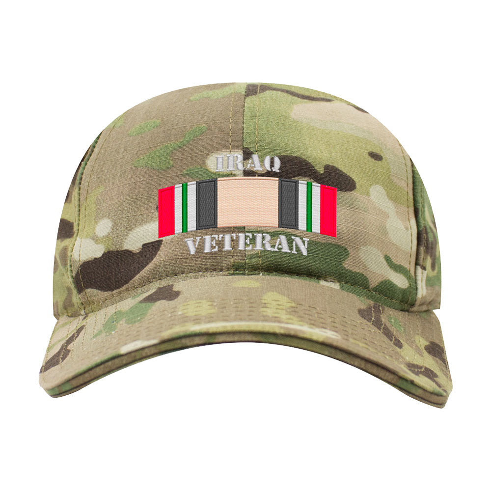 Iraq Veteran Campaign Ribbon Caps