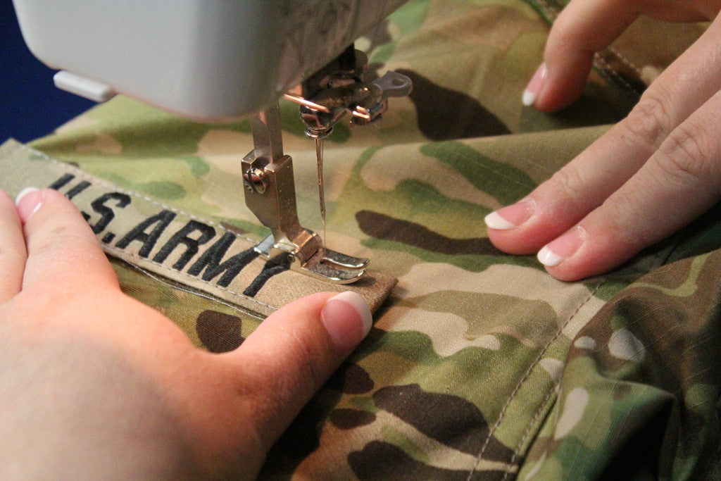 Combat Uniform Services - Store