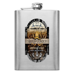Navy Squidpounder Imperial Stout 8 oz. Flask