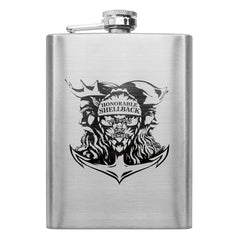 Honorable Shellback 8 oz. Flask