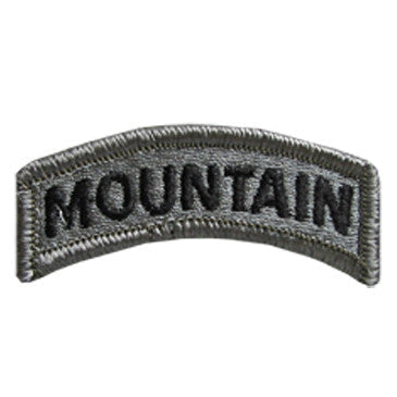 Mountain ACU Tab