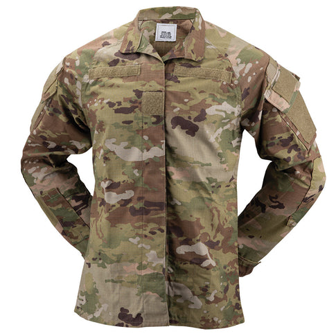 Improved Hot Weather Combat Uniform OCP Coat (IHWCU)