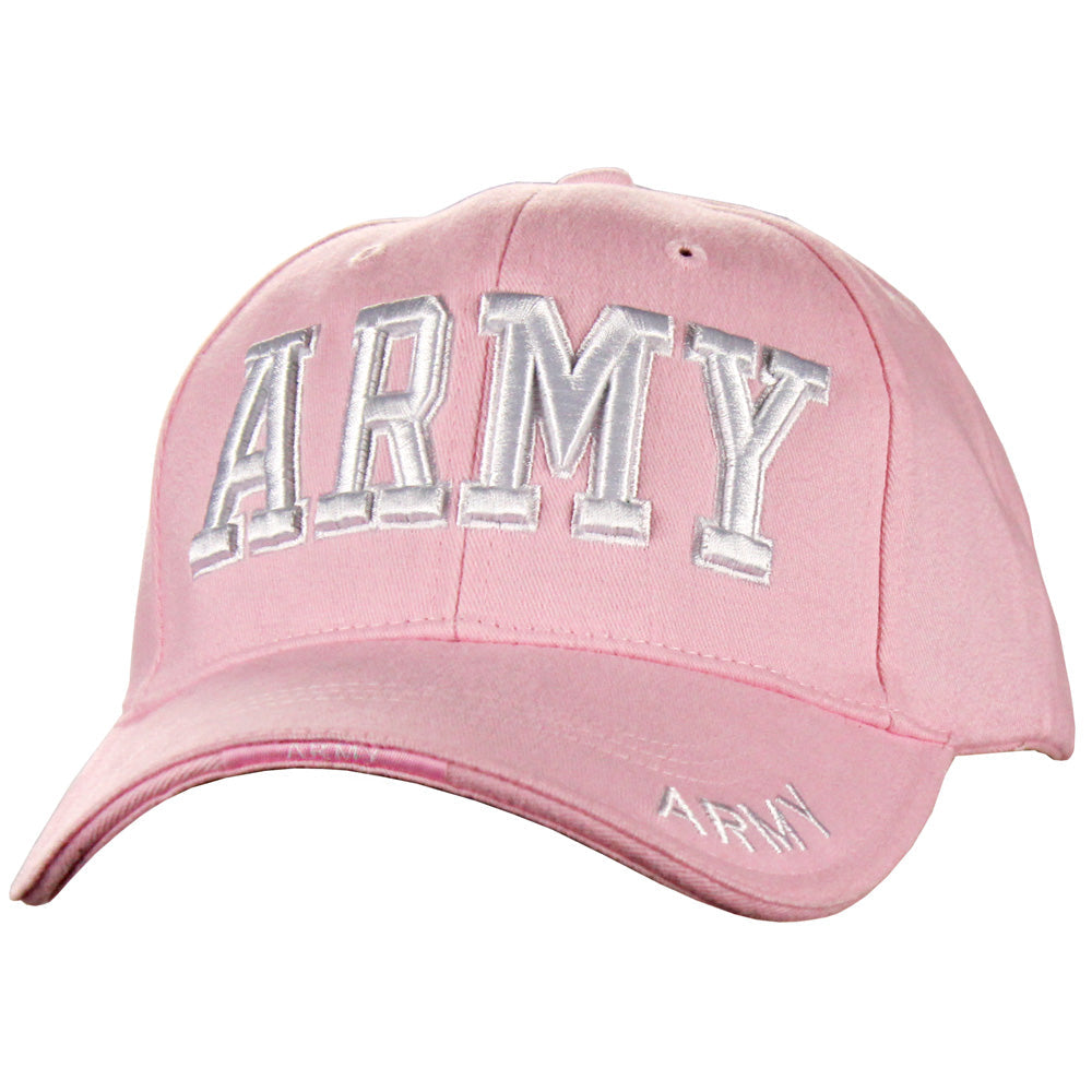Army Deluxe Pink Low-Profile Cap
