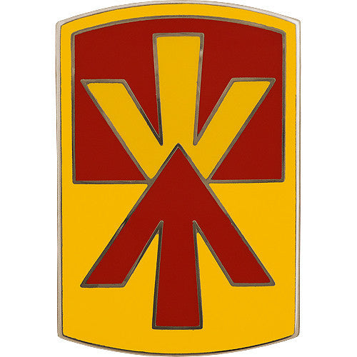 11th ADA (Air Defense Artillery) Combat Service Identification Badge