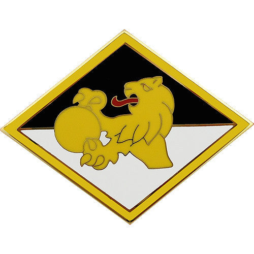 266th Finance Command Combat Service Identification Badge