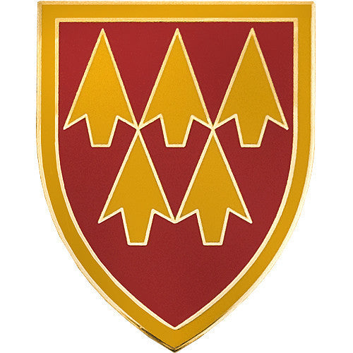 32nd Air and Missile Defense Command (AAMDC) Combat Service Identification Badge