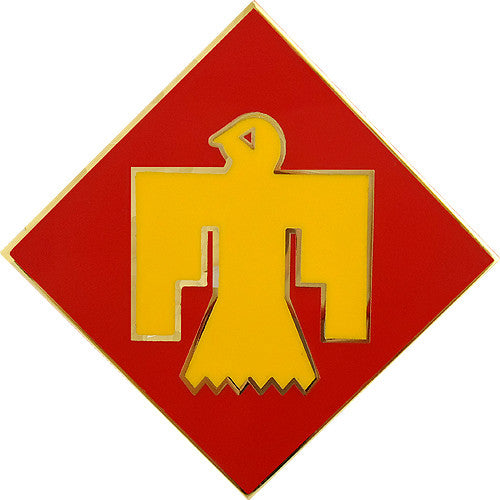 45th Infantry Brigade Combat Service Identification Badge