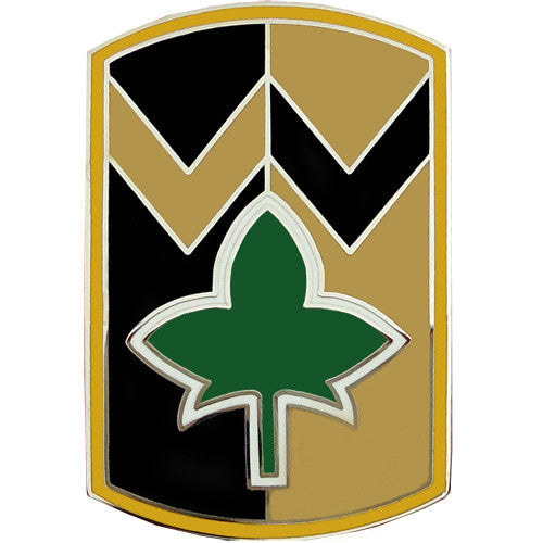 4th Sustainment Brigade Combat Service Identification Badge