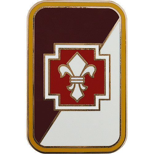 62nd Medical Brigade Combat Service Identification Badge