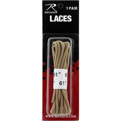 Desert Sand Boot Laces