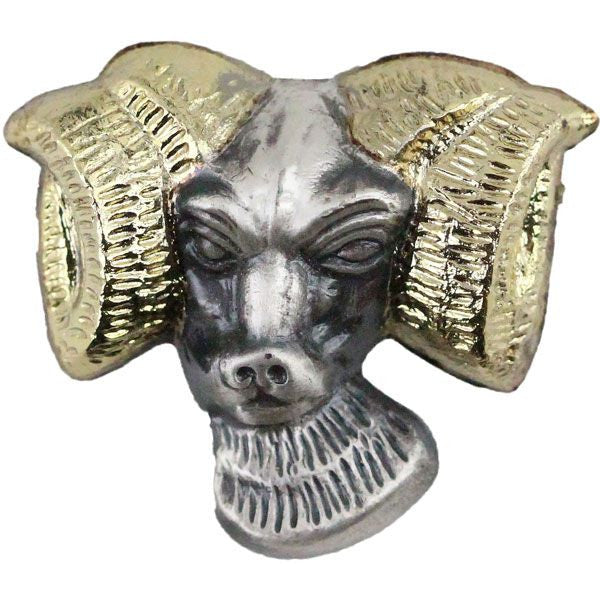 Army Ram's Head Badge
