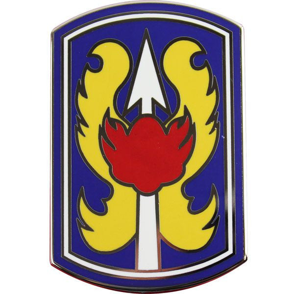 199th Infantry Brigade Combat Service Identification Badge
