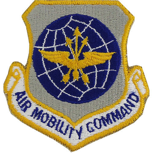 Air Mobility Command Full Color Patch