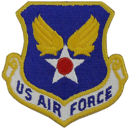 Flight Suit Full Color Patch