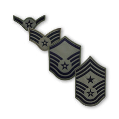 Airman Battle Uniform (ABU) Enlisted Rank - Small Size